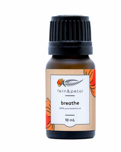Fern and Petal - Breathe Essential Oil Blend