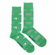 Load image into Gallery viewer, Mens Gaming Sock by Friday Sock Co FSC1