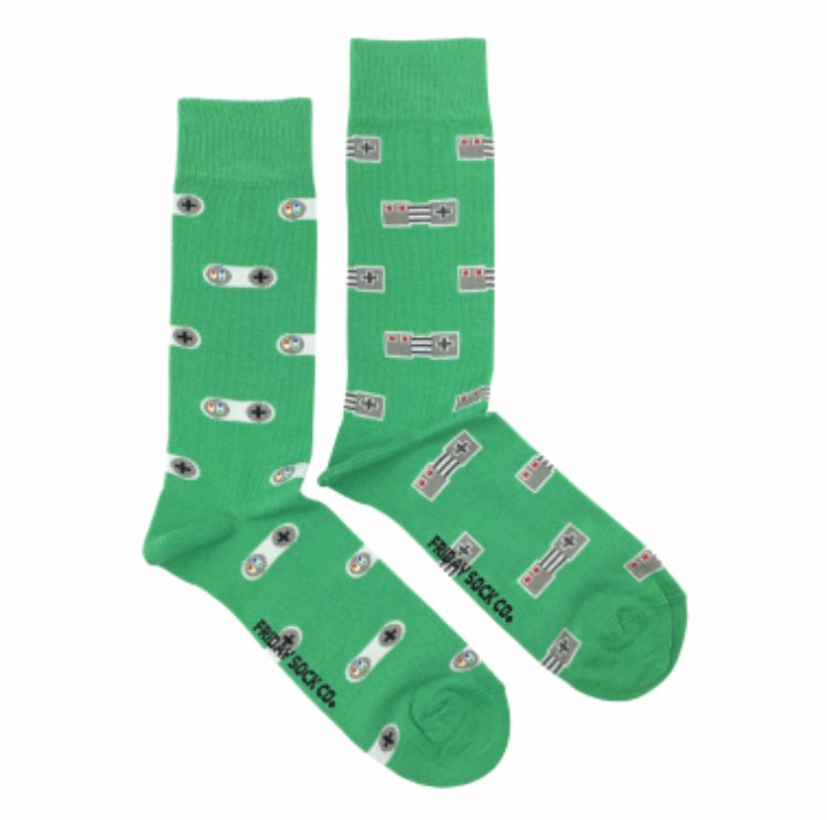 Mens Gaming Sock by Friday Sock Co FSC1