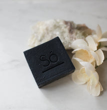 Load image into Gallery viewer, So Luxury Charcoal Cleansing Bar