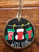 Load image into Gallery viewer, Christmas Painted Ornaments - Honeybeez  hb-4