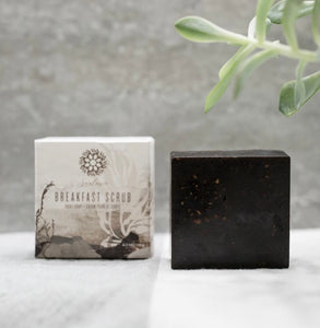 Breakfast Scrub Soap - Sealuxe