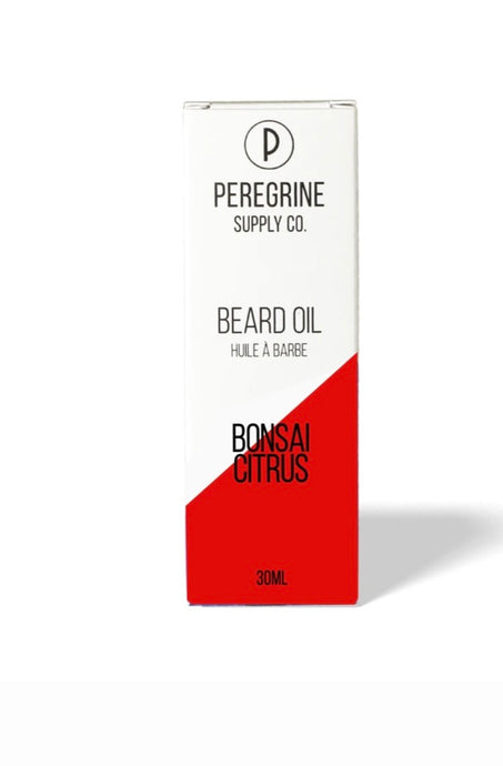 Assorted Peregrine Supply Co. Beard Oil  ps-1