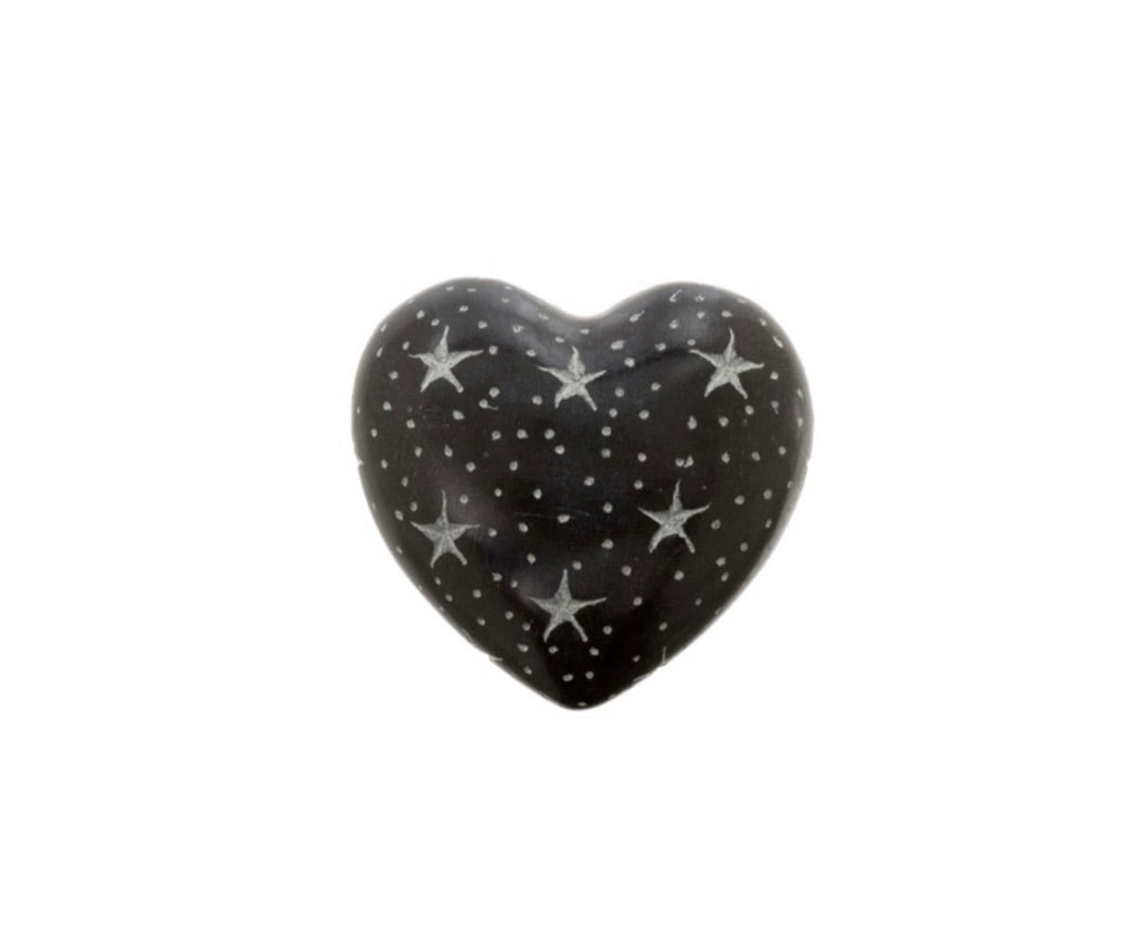 Twilight Heart Soapstone 7-9680