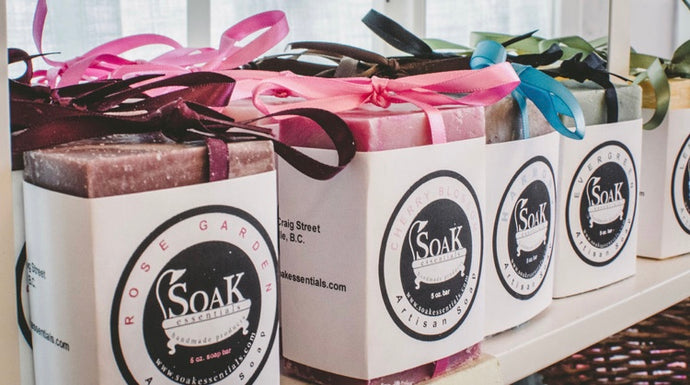 Soak Essentials Assorted Soap Scents