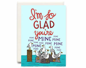 Mine, Mine  - Inkwell Cards CL004