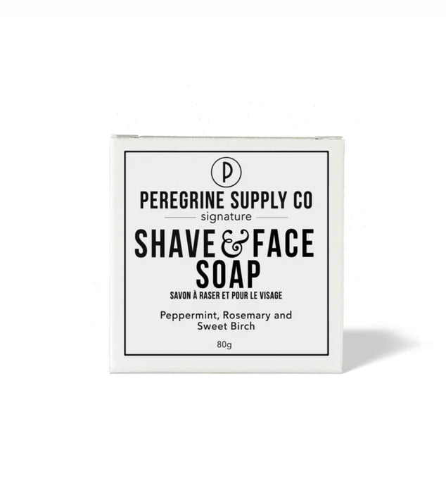 Peregrine Supply Co. Shave and Face Soap  ps-2