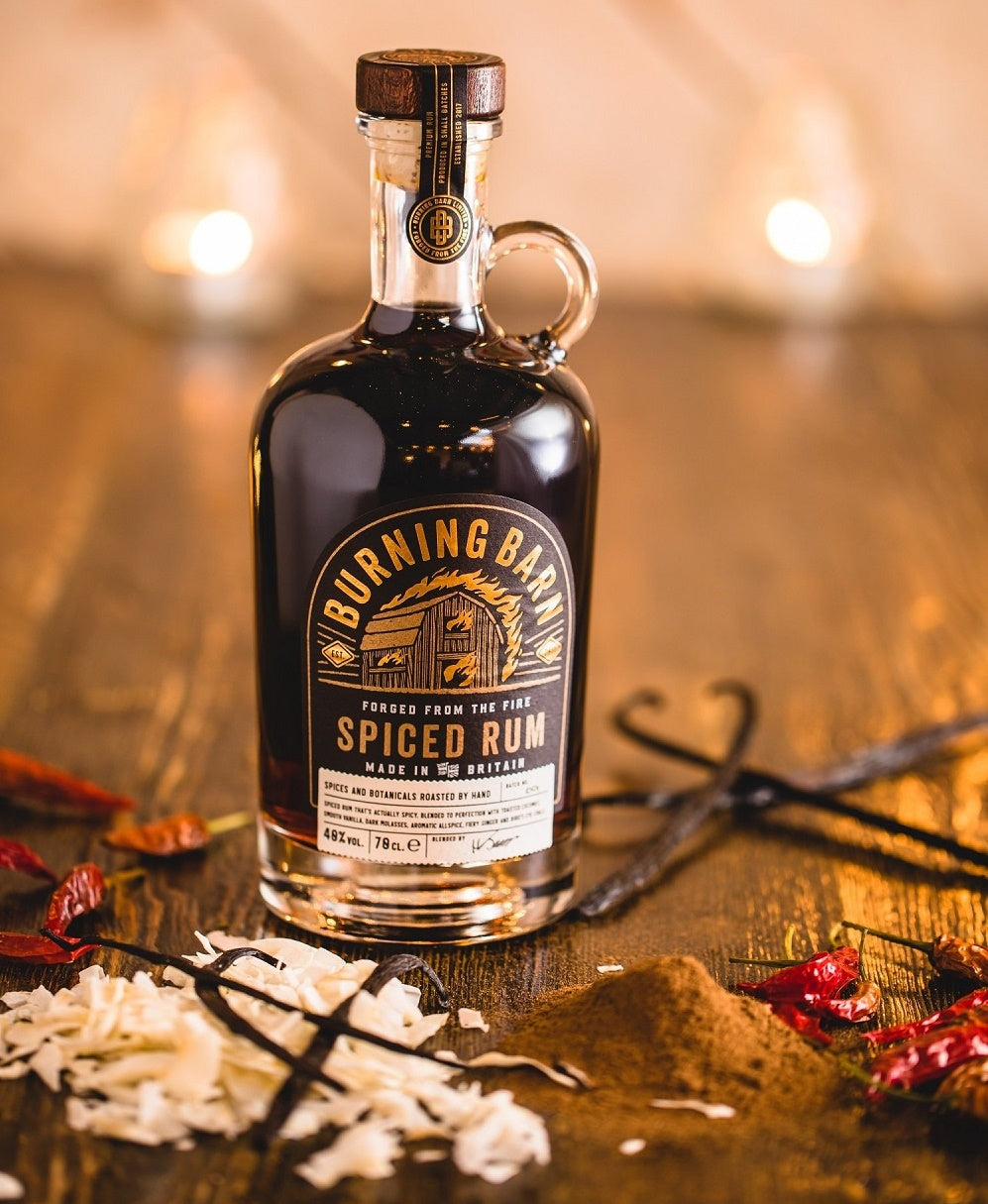 SPOTLIGHT ON... SPICED RUM