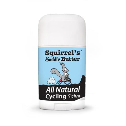 Squirrel's Saddle Butter Stick
