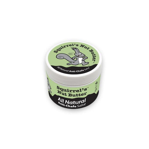 Squirrel's Nut Butter Tub