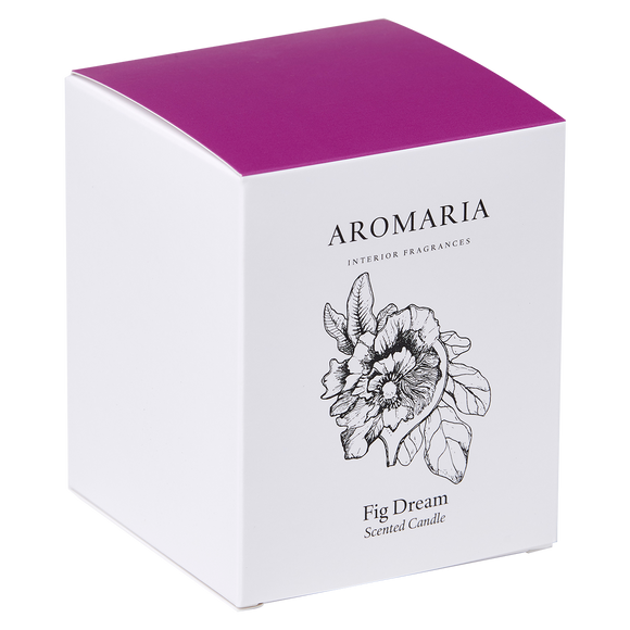 Vela Fig Dream Aromaria