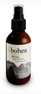 Bed Spray Mandarina-lavanda Bohea Oils