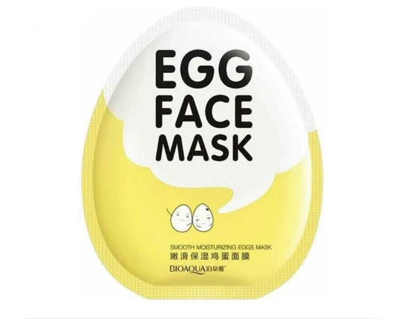 Egg Face Mask Olivia Peralta