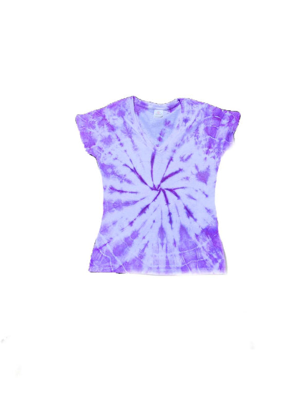 Playera tie dye SPLASHED