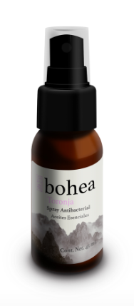 Spray Antibacterial Toronja Bohea Oils