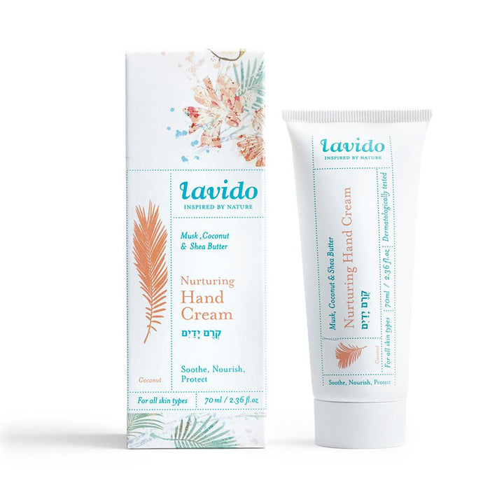 FREE! Nurturing Hand Cream, 70ml