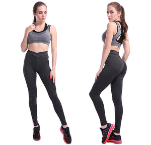 Booty V-Shape Leggings - Gymbreeze