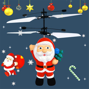 Flying Father Christmas