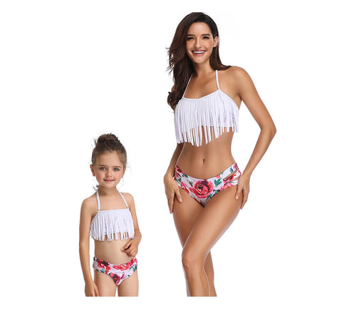 Mother Daughter Swimwear