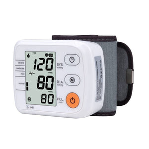 HB002 Digital Blood Pressure And Pulse Rate Monitor