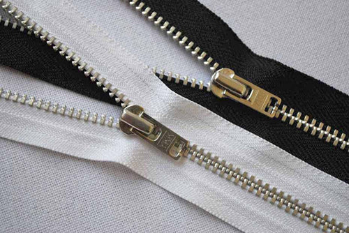 YKK Metal No.3 Zips – YARNC36 Closed Ended