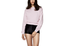 Load image into Gallery viewer, Womens Cropped Sweater - Light Pink (Pack of 10)