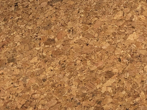 Large Grain Cork Vinyl, Plain