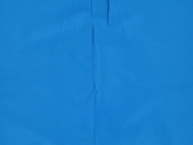 Plain Stretch Cotton - Blue