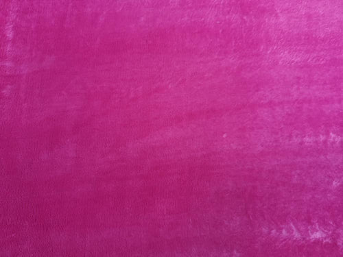 Ultra Soft Plain Cuddle Fleece, Cerise