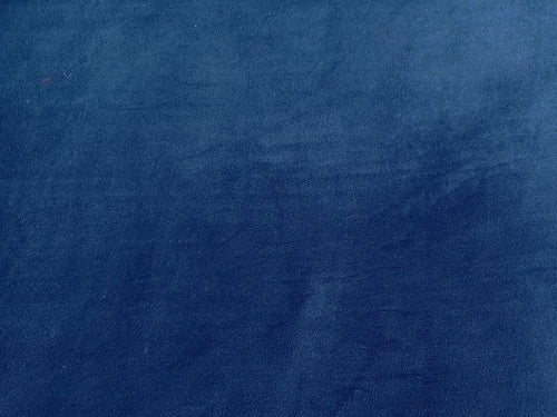 Ultra Soft Plain Cuddle Fleece, Royal Blue