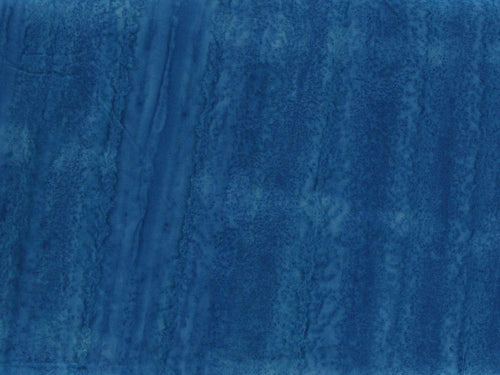 Bali Batik Cotton, Waterfall, Denim