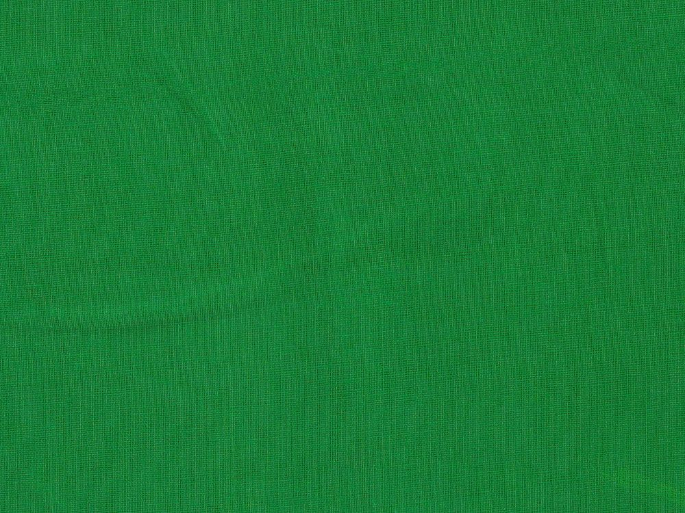 Cotton Muslin, Bright Green