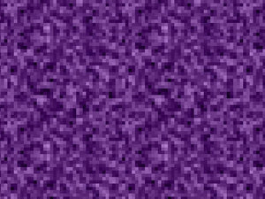 Craft Collection Cotton Print, Pixels Purple