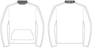 SWEATER - PATTERN (MENS)