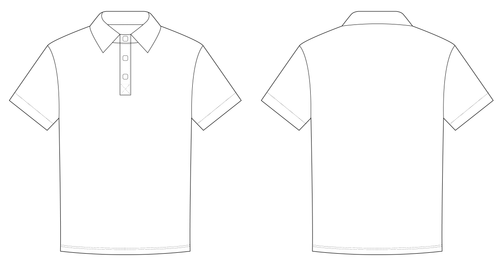POLO SHIRT - PATTERN (MENS)