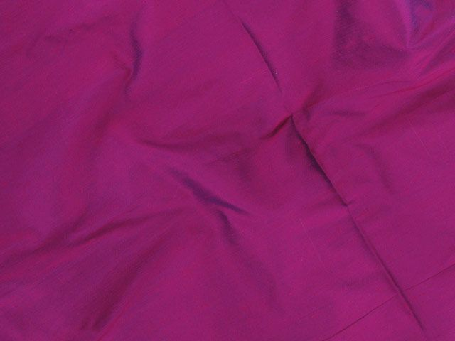 Fashion Silk Dupion - Fuchsia