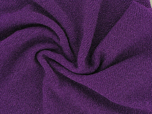 Fancy Firefly Metallic Knit, Purple