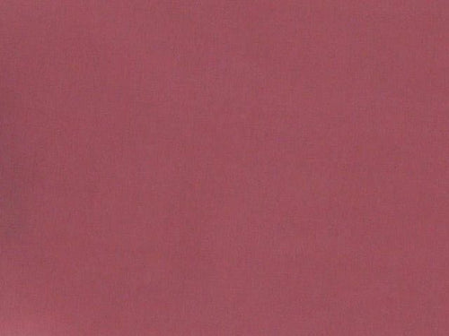 Plain Polyester Lining - Rose
