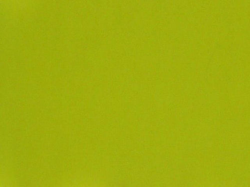 Plain Polyester Lining - Lime