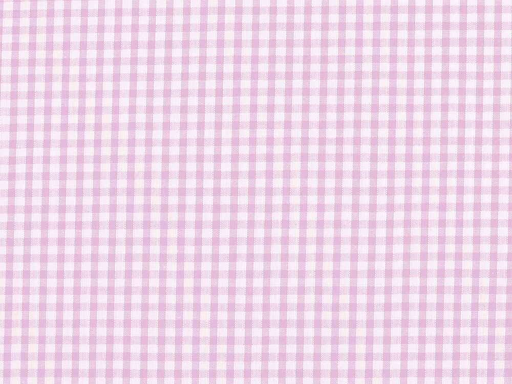 Polycotton Gingham, 1/8 inch - Pink