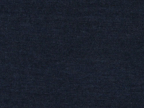 Plain Washed 8oz Denim, Dark Blue