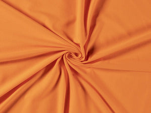 Premium Cotton Jersey, Orange