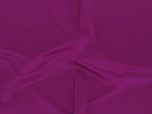 Stretch Satin Crepe, Fuchsia