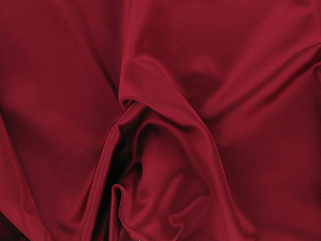 Satin Acetate - Scarlet