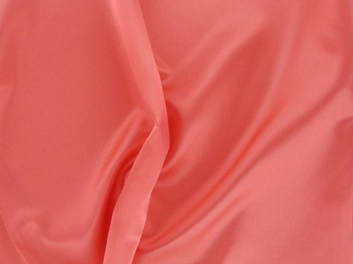 Satin Acetate - Peach