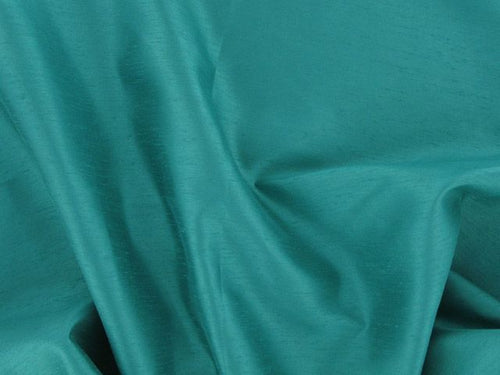Satin Back Shantung - Jade