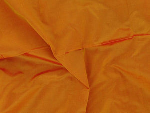 Silk Habutai - Orange