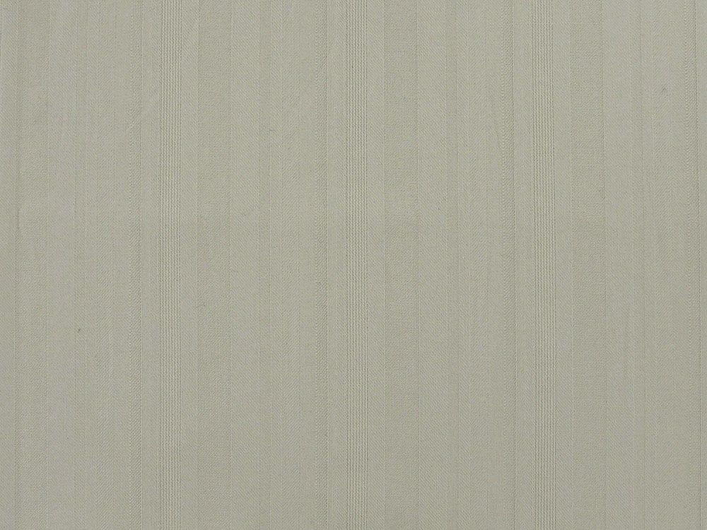 Self-Stripe Stretch Cotton Drill, Beige