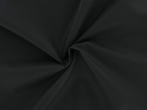 Thermal Insulated 3 Pass Curtain Blackout, Black