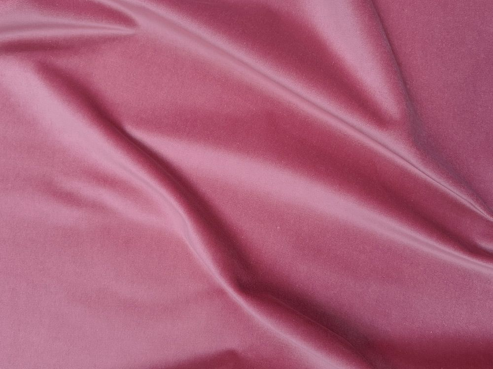 Cotton Pile Velvet, 340 g/m², Blush